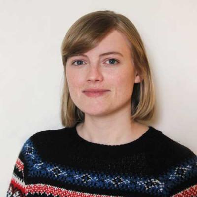 Portrait of Roisin Astell