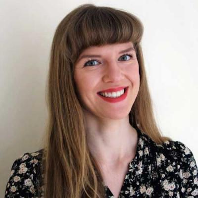 Portrait of Cassandra Harrington