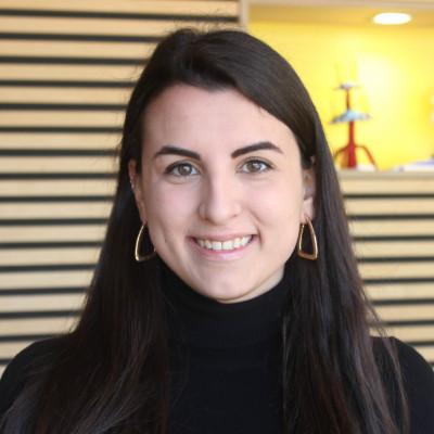 Portrait of Benedetta Castagna