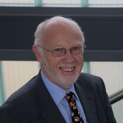 Portrait of Professor Roger Vickerman