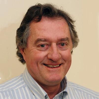 Portrait of Professor Rob Fraser
