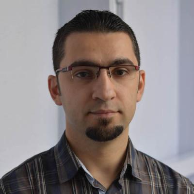 Portrait of Mohamad Imad Mahaini
