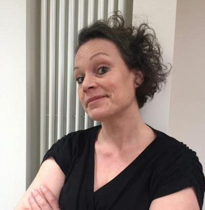 Image of Professor Amanda Perry-Kessaris