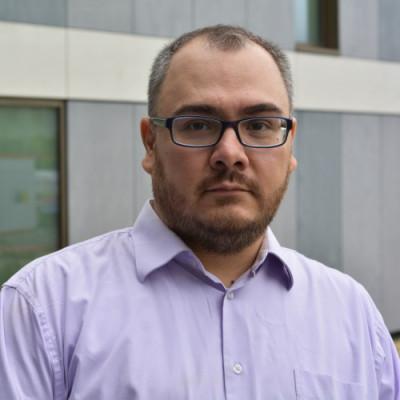 Portrait of Carlos Perez Delgado