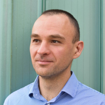 Portrait of Marek Grzes