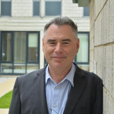 Portrait of Professor Howard Bowman