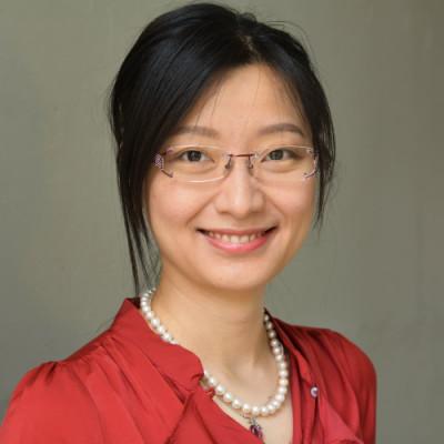 Portrait of Caroline Li