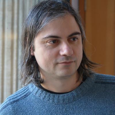 Portrait of Radu Grigore