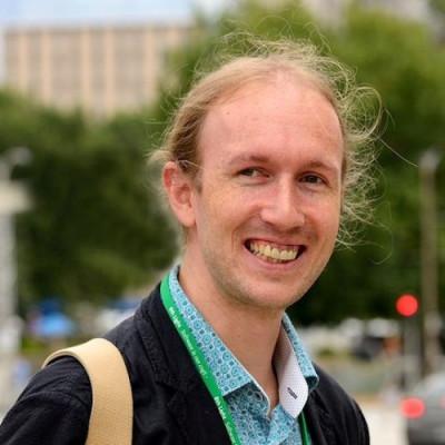 Portrait of Tomas Petricek