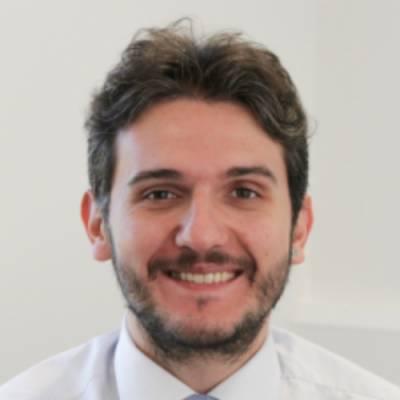 Portrait of Dr Giovanni Travaglino