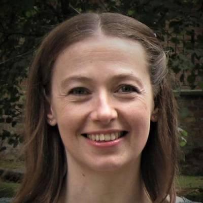 Portrait of Dr Alison Charles