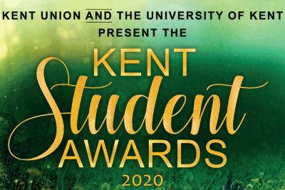 Kent Student Awards graphic