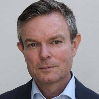 Portrait of Dr Gavin Sullivan