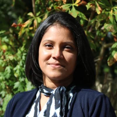 Portrait of Dr Anika Nasra Haque