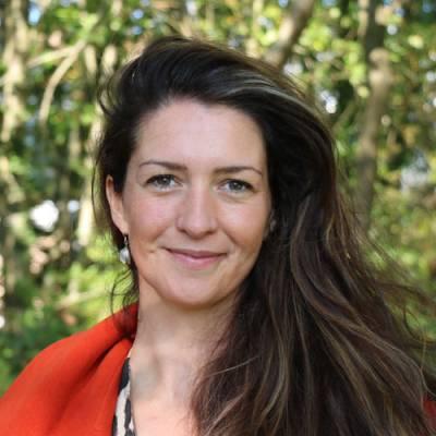 Portrait of Dr Martha Newson