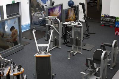Kent Sport gym