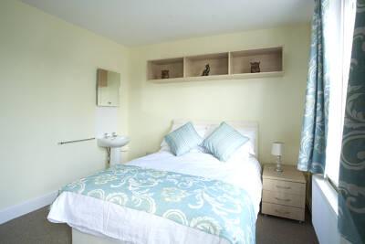 Beverley Farm double bedroom