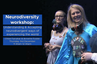 DHM - Neurodiversity workshop