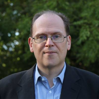 Portrait of Professor Bob Smith