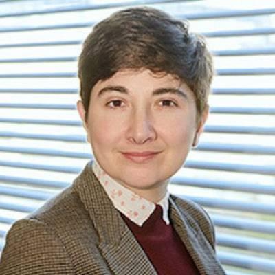 Portrait of Dr Lara Atkin