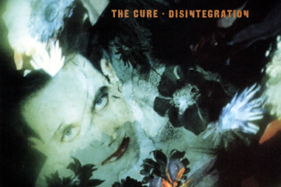 Album cover to The Cure's Disintegration