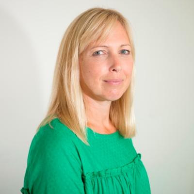 Portrait of Sarah Brown