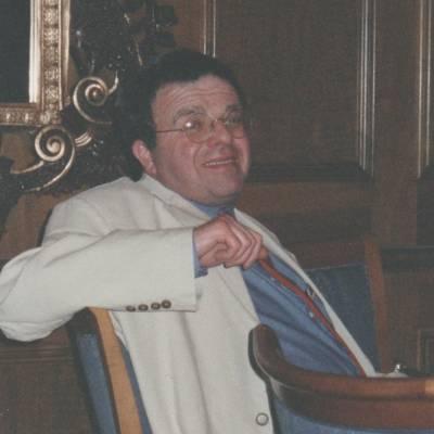 Portrait of David Turner