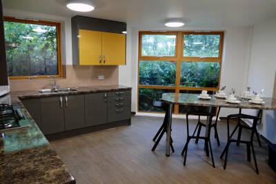 Park Wood Flat kitchen