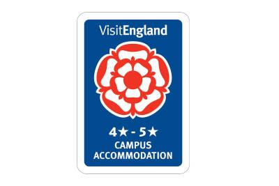 Visit England rating logo
