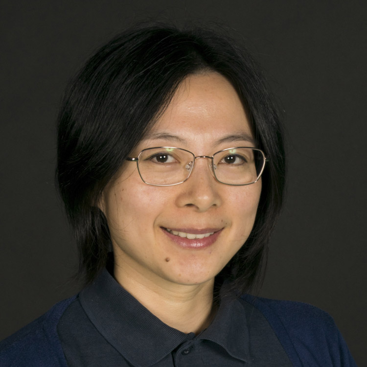 Portrait of Mrs Yijun Wang