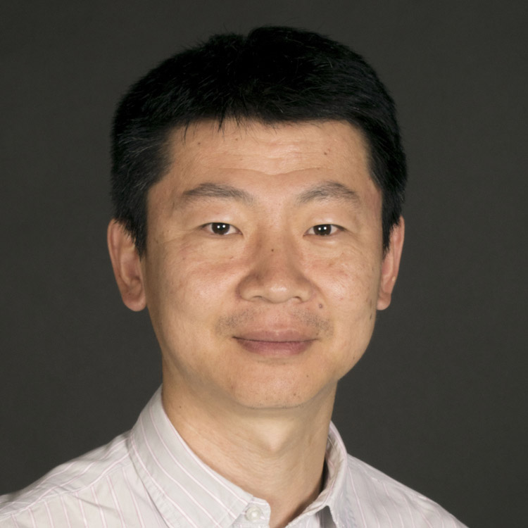 Portrait of Dr Chao Wang