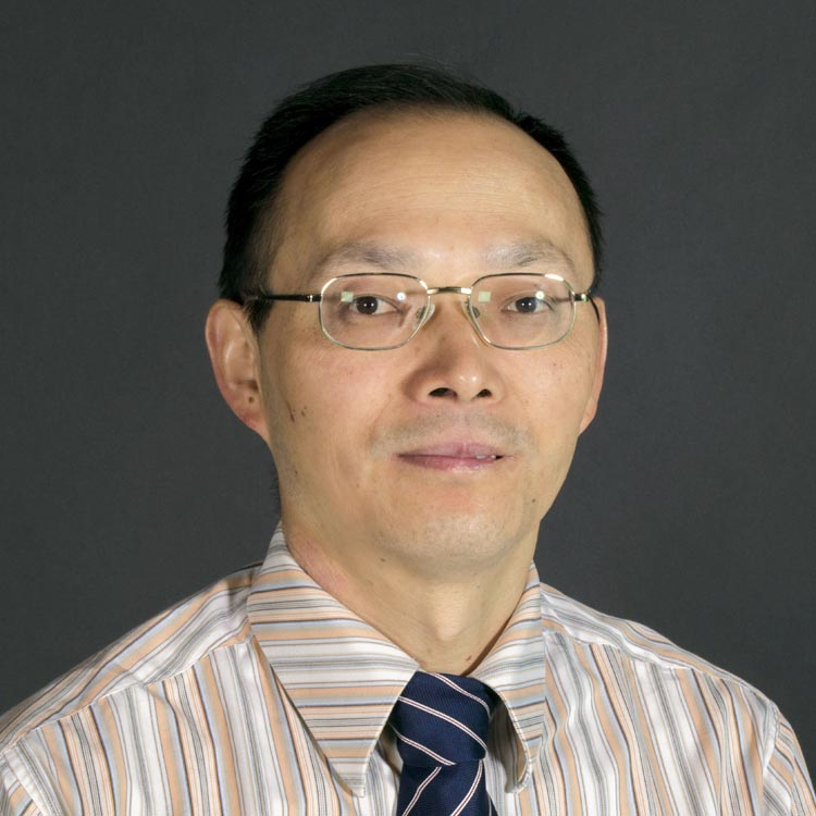 Portrait of Professor Steven Gao