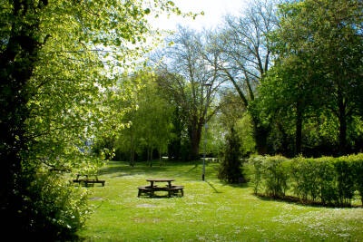 green space, Medway