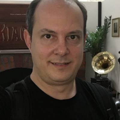 Portrait of Dr Giovanni Luca Masala