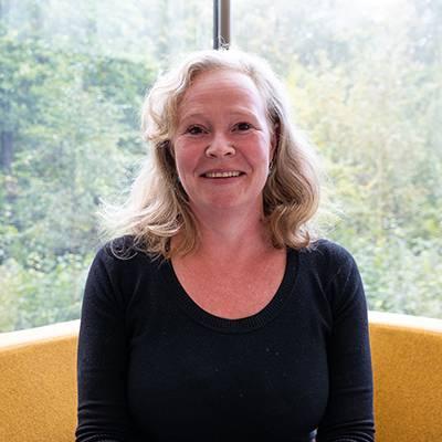 Portrait of Rebecca Smith