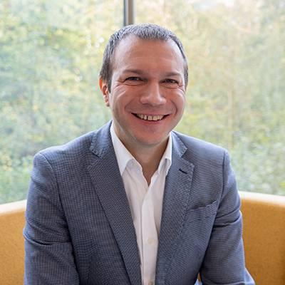 Portrait of Dr Michele Bigoni