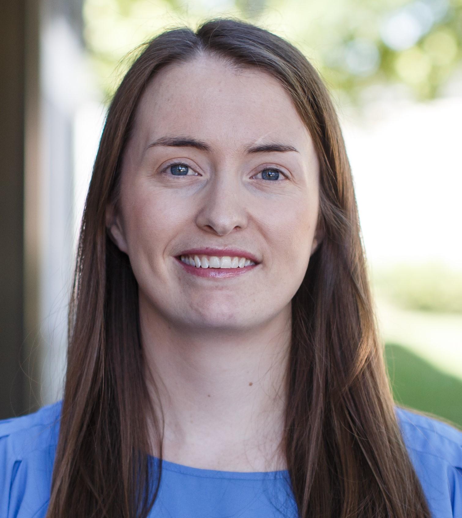 Portrait of Dr Ciara Padden