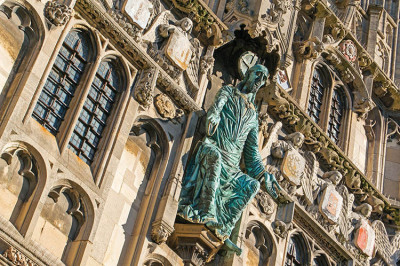 Canterbury Cathedral's Christ Church Gate