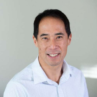 Portrait of Dr Todd Mei