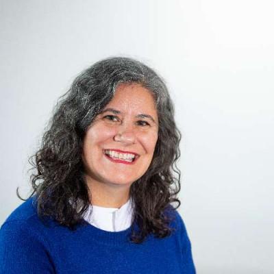 Portrait of Professor Natalia Sobrevilla Perea