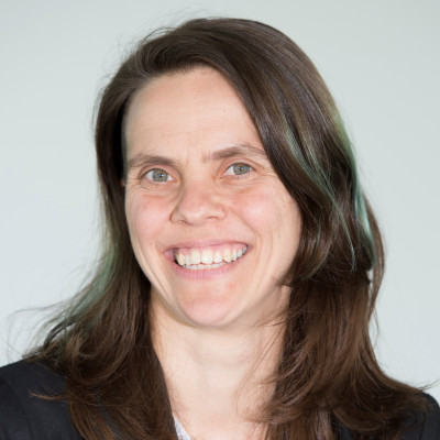 Portrait of Dr Trude Sundberg