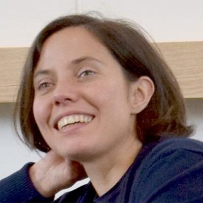 Portrait of Dr Ana Loureiro