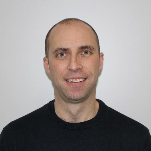 Portrait of Dr James Hopker