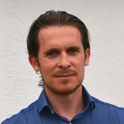 Portrait of Dr Lex Mauger
