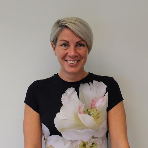 Portrait of Professor Claire Peppiatt-Wildman