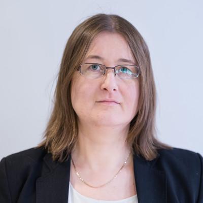 Portrait of Professor Anneli Albi