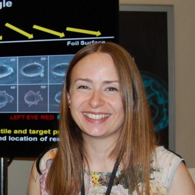 Portrait of Dr Penny Wozniakiewicz