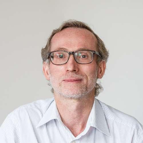 Portrait of Dr Csaba La'da
