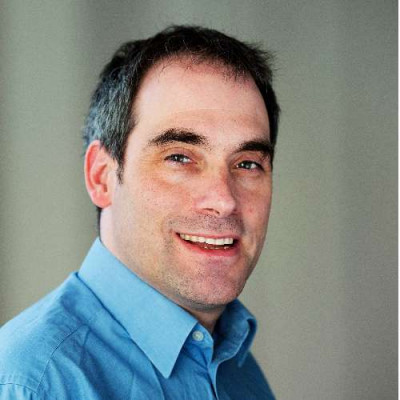Portrait of Dr Chris Deacy