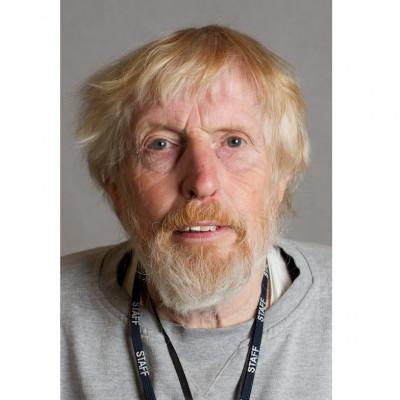Portrait of Professor Alan Chadwick
